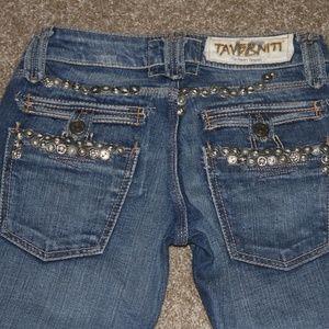 Taverniti So Jeans designer jeans Janis 16 bootcut